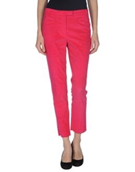 Madame A Paris Casual Pants Fuchsia