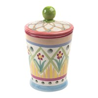 Mackenzie Childs Taylor Scented Candle Greenhouse