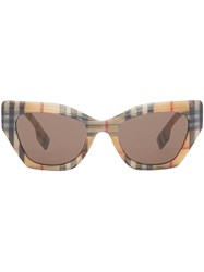 Burberry Vintage Check Sunglasses 60