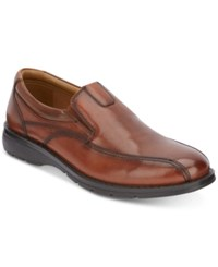 Dockers Agent 2.0 Loafers Shoes Dark Tan
