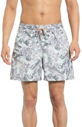 Maaji Choppy Chop Swim Trunks Gray