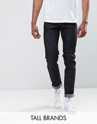 Loyalty And Faith Tall Slim Fit Jean Blue