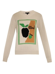 Burberry The Orchard Cashmere Sweater