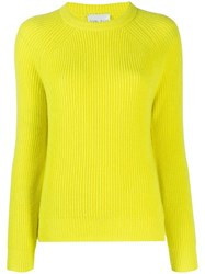 Forte Forte Stella Jumper Yellow
