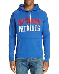 Junk Food New England Patriots Pullover Hoodie Liberty