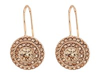Lauren Ralph Lauren Vintage Crystal Drop Earrings Crystal Rose Gold Earring