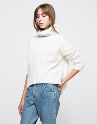 Finders Keepers Runaway Knit White