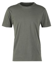 Only And Sons Onskanta Basic Tshirt Forest Night Oliv