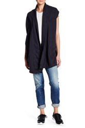 Grey State Cocoon Wrap Black