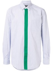Stella Mccartney Nicholas Contrast Stripe Shirt 60