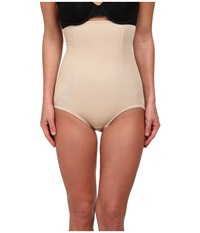 Miraclesuit Long Torso High Waist Brief Nude Women's Underwear Beige