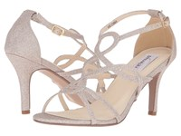 Touch Ups Madison Champagne Glitter Women's Shoes Gold
