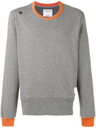 The Editor Loose Fit Sweatshirt Grey