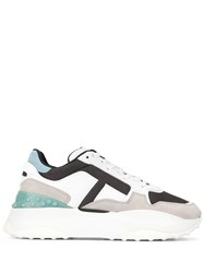 Tod's Chunky Sole Sneakers White