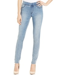Calvin Klein Jeans Pull On Jeggings Blue Dawn Wash