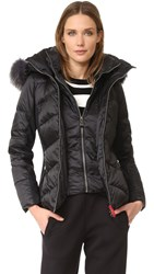 Post Card Arya Coat Black