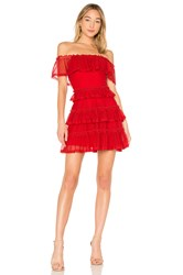 The Fifth Label National Dress Red