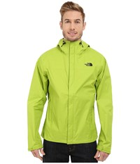 The North Face Venture Jacket Macaw Green Macaw Green Men's Jacket Yellow