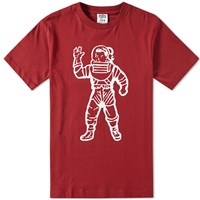 Billionaire Boys Club Health Astronaut Tee Burgundy