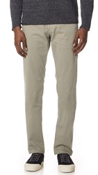 Ag Jeans Lux Khaki Chinos Dry Cypress