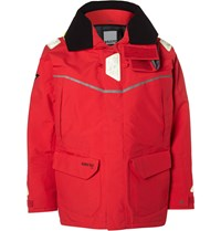 Musto Sailing Mpx Gtx Offshore Race Jacket Red