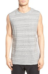 Zanerobe Men's Flintlock Rec Tank Space Grey