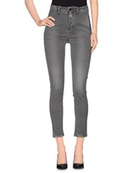 Cycle Denim Pants Grey