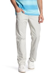 Psycho Bunny Continental Classic Fit Chino Metallic