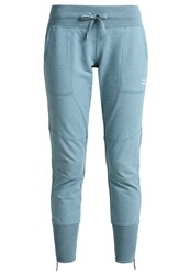 Venice Beach Trisha Tracksuit Bottoms Forest Night Turquoise