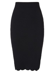 Phase Eight Teagan Twin Set Skirt Black