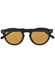 Tod's Round Frame Sunglasses 60
