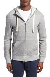 2Xist 2 X Ist 'Terry' Cotton Blend Zip Hoodie