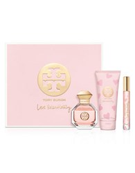 Tory Burch Love Relentlessly Luxe Mothers Day Set 188.00 Value No Color