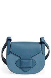 Michael Kors Daria Small Leather Saddle Bag