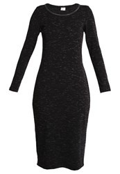 Taifun Jersey Dress Black