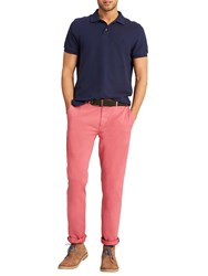 Joules Laundered Chinos Slate Rose