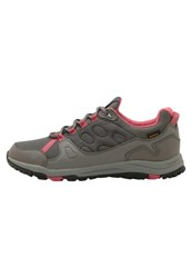Jack Wolfskin Activate Texapore Low Hiking Shoes Rosewood Dark Grey