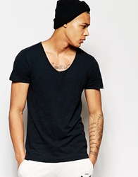 Junk De Luxe T Shirt Plain Black