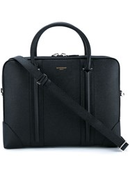 Givenchy Leather Briefcase Black