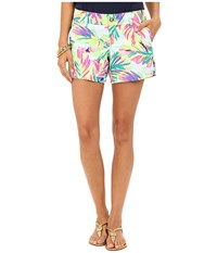 Lilly Pulitzer Callahan Shorts Multi Island Time Women's Shorts