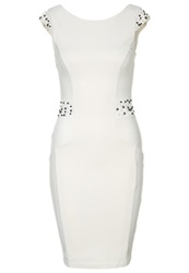 Lipsy Cocktail Dress Party Dress White