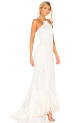 Spell And The Gypsy Collective Casablanca Halter Gown White