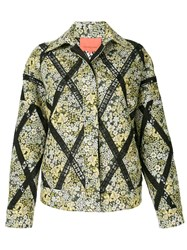 Manning Cartell Printed Jacket Multicolour