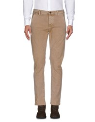 Camouflage Ar And J. Casual Pants Camel