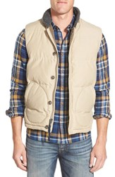 Men's Lucky Brand Quilted Vest