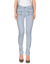 Paige Trousers Casual Trousers Women Sky Blue