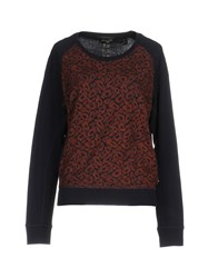 Maison Scotch Sweatshirts Blue