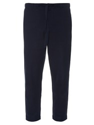 Tomorrowland Drawstring Cotton Piqu Trousers