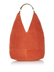 Maison De Nimes Ashleigh Hobo Orange
