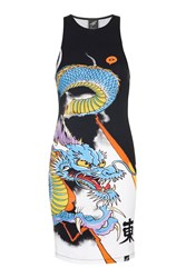 Ip X Ed Hardy Dragon Dress By Illustrated People Multi